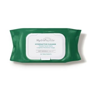 HydroPeptide Hydroactive Cleanse Facial Cloths